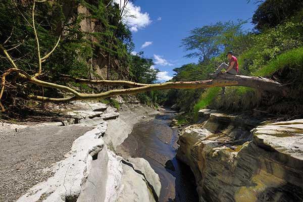 Dagboekreizen: Individuele rondreis Kenia