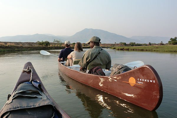 Individuele rondreis Zambia